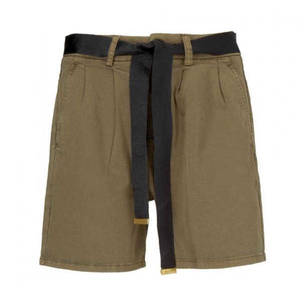 Ivy Augusta Uniform Shorts Army