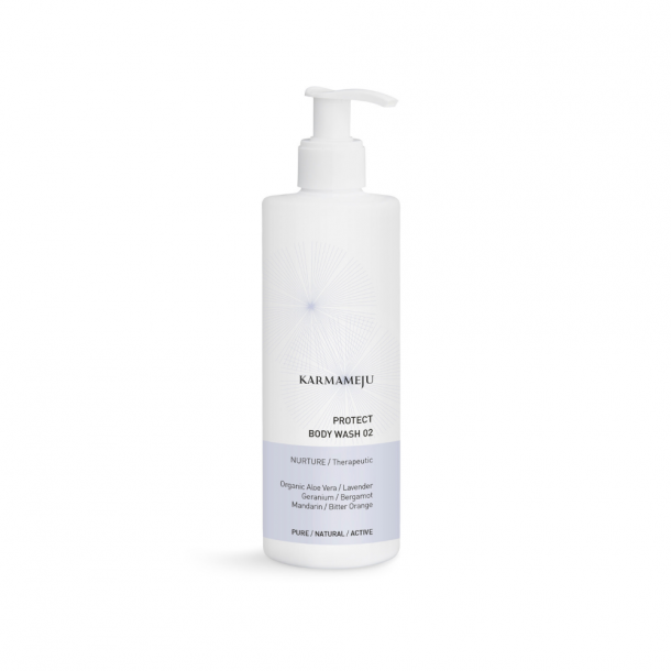 Karmameju Body Wash 02 Protect 400 ml.
