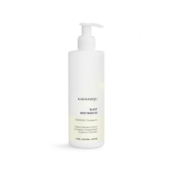 Karmameju Body Wash 03 BLAST 400 ml.