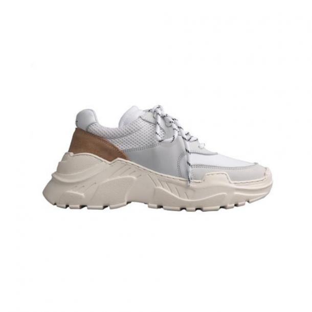 LÄST Sprint Sneaker White