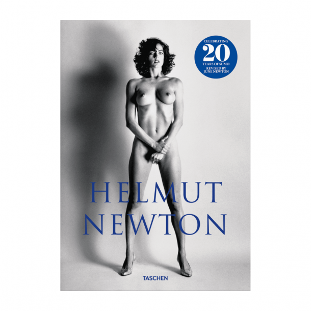 NEW MAGS Helmut Newton - SUMO