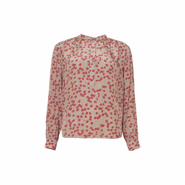 Nué Notes Betty Shirt Pearl Blue