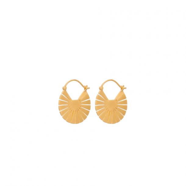 Pernille Corydon Flare Earrings
