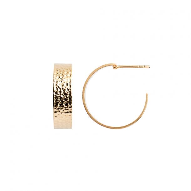 Stine A La Petit Mer Creol Earring Guld