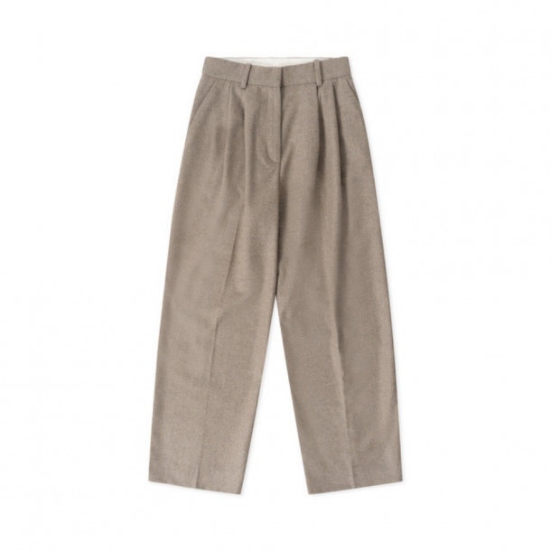 Wood Wood Sunna Trousers Sand